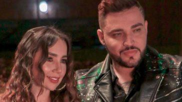 «Felicidad cada mañana al despertar es lo que tu me das», escribió Jessi Uribe en una foto en donde se aprecia el pie de la cantante de música popular, Paola […]