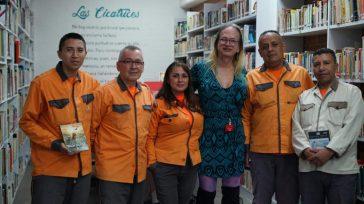 La reconocida bióloga, rectora de la universidad EAN y experta en diversidad de género y medio ambiente,se reunió durante dos horas con un grupo de 90 internos de la cárceldistrital […]