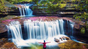 En La Macarena, departamento del Meta (Colombia), se encuentra el que hoy por hoy es considerado por muchos como el «río más hermoso del mundo»y«río de los cinco colores»(amarillo, azul, […]