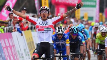 Con victoria de Juan Molano finalizó la segunda etapa del Tour Colombia 2.1     Edyson Ruiz Se llevó a cabo la segunda etapa del Tour Colombia 2.1 […]