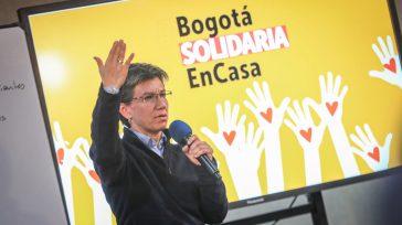Anuncios concretos hizo la alcaldesa Claudia López. Ayuda a los mas pobres y aplazamiento del pago de impuestos.     #BogotáSolidariaenCasa es la campaña de laAlcaldía de Bogotáparaayudar […]