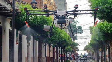 «Somos la primera ciudad del país que implementa esta actividad, la cual cuenta con todos los permisos de la Aeronáutica Civil y la Fuerza Aérea Colombiana para el uso de […]