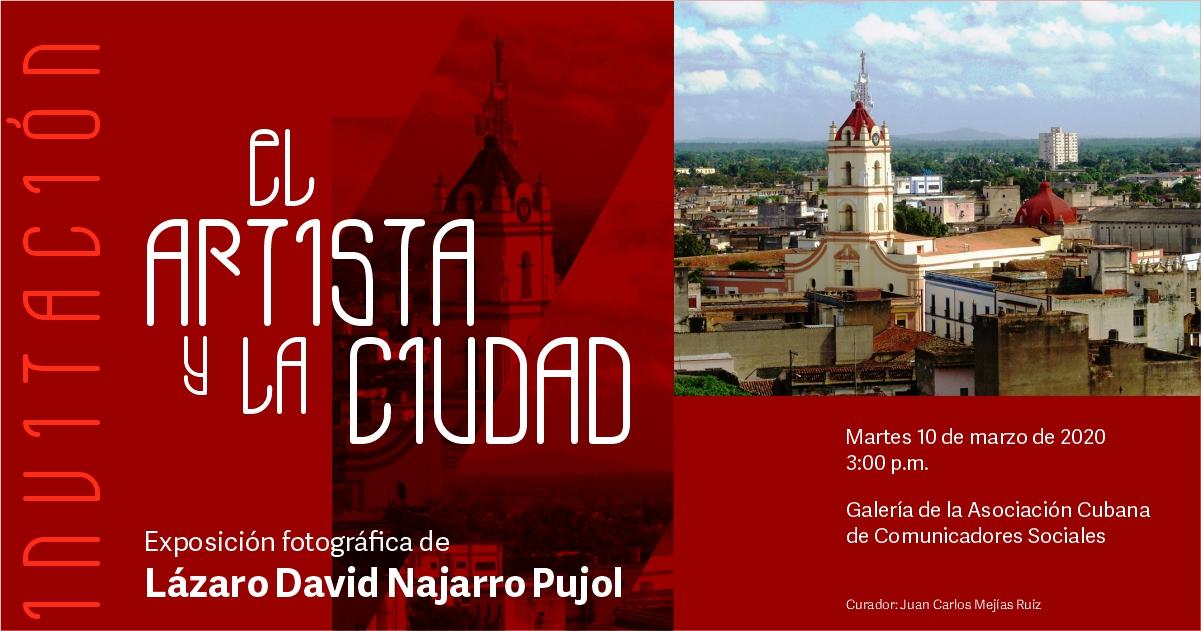 Camagüey en el lente del periodista Lázaro David Najarro Pujol (+ Fotos y Audio)