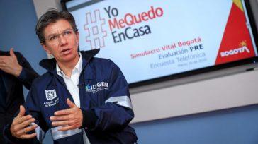 La alcaldesa Claudia López, con su seriedad y voz de mando ordenó a los habitantes de Bogotá a cumplir una serie de medidas que tiene como objetivo proteger la vida […]