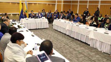 «Con la declaratoria de Calamidad Pública podemos contar con herramientas para actuar más fácil y rápidamente con las ayudas e implementos necesarios para nuestra comunidad»: Nicolas Garcia, gobernador de Cundinamarca. […]