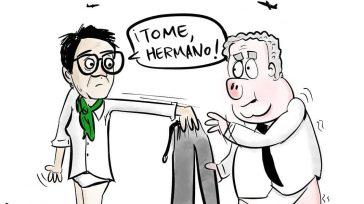 Confidencias: ALTA TENSIÓN   Lloran los hermanos ecuatorianos El avance del coronavirus en el vecino país es aterrador. Llegan a Colombia las primeras imágenes que son, de verdad, dolorosas. […]