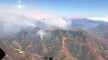 Un incendio de grandes proporciones está consumiendo decenas de hectáreas de vegetación de la Sierra Nevada de Santa Marta en un sector conocido comoTigrera, en el departamento del Magdalena, cerca […]