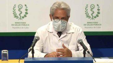 Francisco Durán García, director nacional de Epidemiología del Ministerio de Salud Pública (MINSAP). Señaló que ha recibido la solidaridad de la Organización Mundial de la Salud, la Organización Panamericana de […]