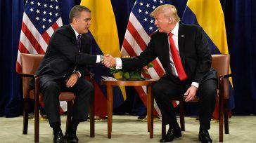 El Jefe de Estado informó que tuvo una conversación telefónica con su homólogo estadounidense, quien confirmó que su país apoyará a Colombia con equipos como ventiladores.    El […]