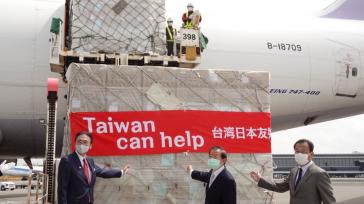 El 21 de abril, dos millones de mascarillas quirúrgicas donadas porTaiwánllegaron al Aeropuerto Internacional deNaritaenTokio. (Foto de CNA)        Chen Shih-chung Ministro de Salud […]