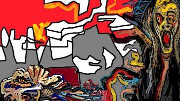 GRITO Y HORROR TEC. COLOGRAFÍA         Lázaro David Najarro Pujol Todas las obras en este enlace: https://camaguebaxcuba.wordpress.com/2011/11/28/rene-de-la-torre-y-la-busqueda-incesante-de-un-estilo-propio/#more-1003 Camagüey, El rigor técnico, el oficio […]