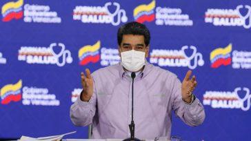 El presidente de la República Bolivariana de Venezuela, Nicolás Maduro, acusó a Iván Duque de un supuesto plan para infectar con el nuevo coronavirus a venezolanos.     […]