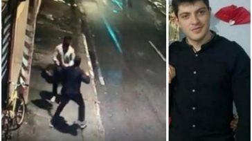 El asesinato que enluta a Bogotá, el de Juan Carlos Gálvez, de 27 años, un joven quefue asesinadomientras hacía su primer domicilio en lacalle 17 Sur con la Carrera 11en […]