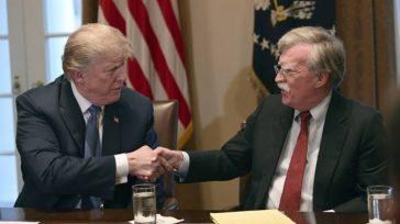 El presidente de Estados Unidos, Donald Trump y su ex amigoJohn Bolton. El presidente de Estados Unidos, Donald Trump, pidió a su homólogo chino, Xi Jinping, que le ayudara a […]