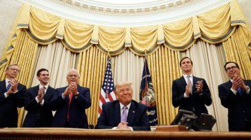 El presidente de los Estados Unidos Donald Trump fue el mediador para lograr el primer acuerdo entre Emiratos Árabes e Israel.    Orbedatos Internacional  El acuerdo entre […]