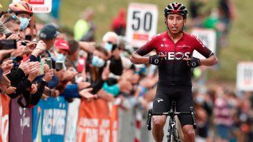 Con un tiempo de 4 horas, 36 minutos y 44 segundos, Bernal se impuso en la llegada en alto del Col de Beyrède, de primera categoría, donde superó a los […]
