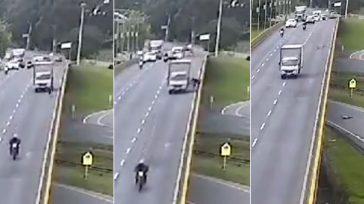 Confidencias: ALTA TENSIÓN FATAL ACCIDENTE MUERE UN CICLISTA Un fatal accidente de tránsito quedó grabado en video y muestra cuando el conductor de un furgón blanco atropelló a un ciclista […]