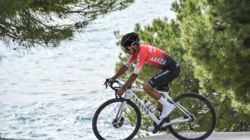 Nairo Quintana, el mejor ciclista en la historia de Colombia.     Nairo Quintana dio por terminada su temporada por las múltiples caídas que sufrió en los últimos […]