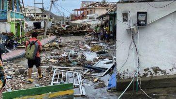 Destrucción en San Andrés     La situación se complicó en las islas como consecuencia del contagio masivo de Covid-19. Los isleños no tiene como realizar pruebas y […]
