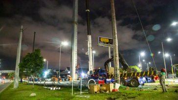 Con maquinaria pesada y un equipo de más de 40 trabajadores, entre ingenieros, técnicos y operarios, Enel-Codensa avanza en el traslado anticipado de la infraestructura de distribución de energía a […]