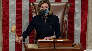 Nancy Pelosi, comanda la destitución de Trump    Una mayoría bipartidista de legisladores en la Cámara de Representantes de Estados Unidos votó para someter a juicio político al […]