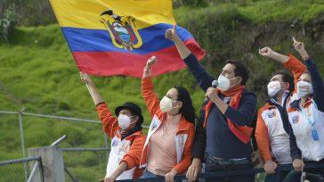 Andrés Arauz, ganador de la jornada electoral de Ecuador.    A pesar del claro triunfo deAndrés Arauz, habrá una segunda vuelta para definir el sucesor del derechista Lenín […]