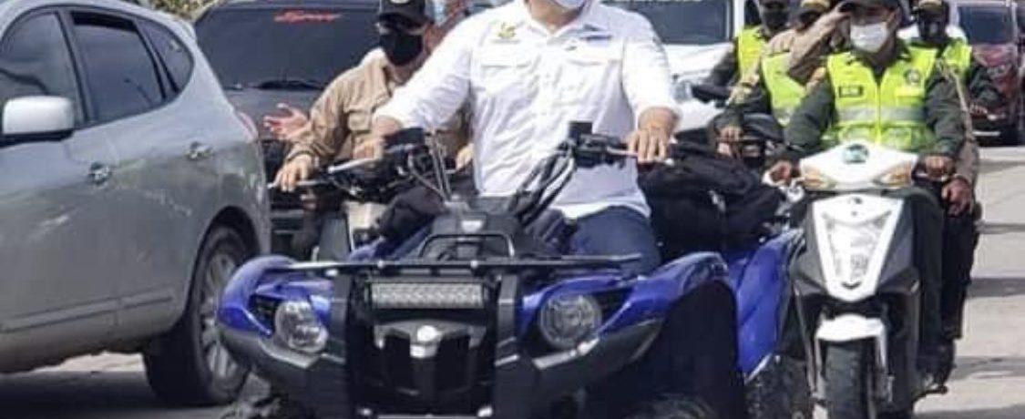 La imagen de la presencia del gobierno en la reconstrucción de San Andrés, luego de cumplirse el plazo anunciado por el presidente Iván Duque.   Rafael Camargo El presidente […]