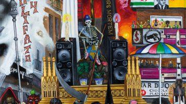 Califato ¾ Califato ¾ – la agrupación española, escogida como uno de los 10 artistas transoceánicos 2021 – descifran «LA CONTRAÇEÑA», un álbum que difumina las fronteras entre idiosincrasia cultural […]