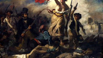 La libertad guiando al pueblo de Eugéne Delacroix (Francia). Edad Contemporánea.    Hernán Alejandro Olano García.  La Historia desempeña un papel fundamental en la formación de la […]