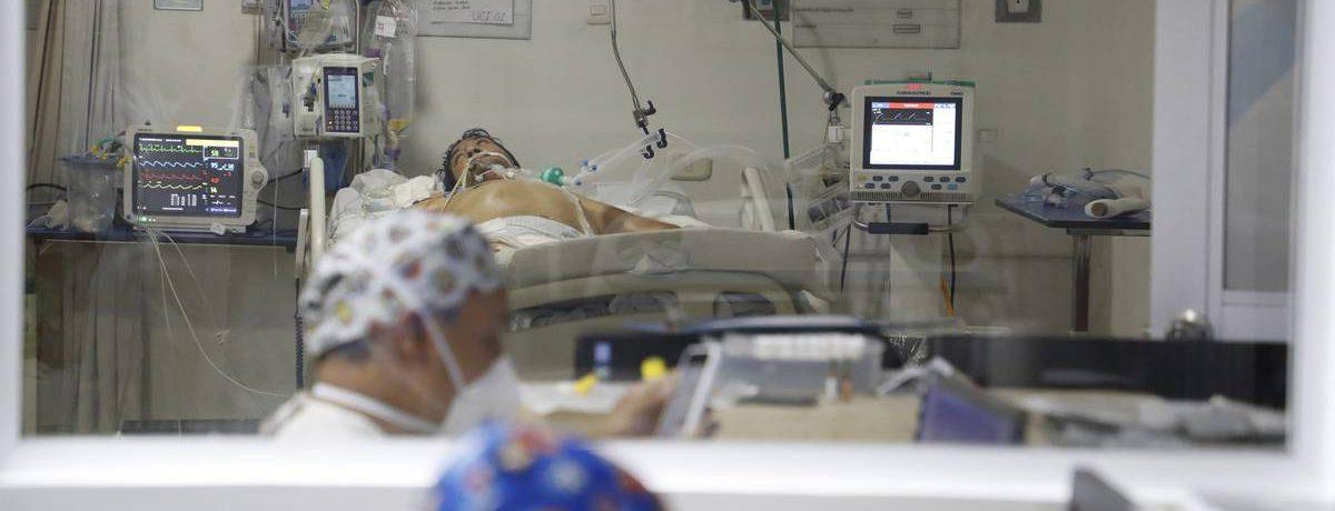Las UCI se llenaron de pacientes Covid-19   Rafael Camargoi La ocupación de camas UCI en Bogotá llegó al 96%, lo que es crítico para la ciudadya que está […]