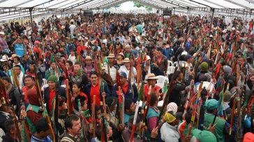 Comunidad indígena del CRIC    Néstor Raúl Charrupí Ex presidente Tribunal Superior de Popayán El gobierno nacional, con el debido respeto, no tiene autoridad legal y mucho menos […]