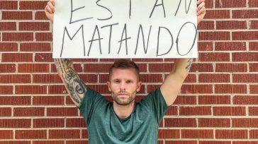 Confidencias: ALTA TENSIÓN La imagen de Colombia en el exterior NOBEL DE PAZ RECHAZA VIOLENCIA EN COLOMBIA «Ante los hechos de violencia en Colombia, expreso mi rechazo e indignación por […]