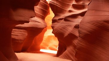 El cañón del Antílope es un cañón de ranura del Suroeste de Estados Unidos, uno de los más visitados y fotografiados del mundo. Está localizado cerca de la ciudad de […]