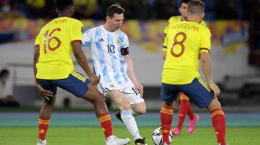Colombia logró el empate 1-1 en el último minuto del partido.   La Selección Colombia logró un valioso empateen condición de local contra Argentina por las Eliminatorias Sudamericanas rumbo […]