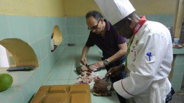Chefs camagüeyanos en contra del bloqueo de EEUU contra Cuba   Texto y fotos Lázaro David Najarro Pujol Integrantes de la Sociedad Culinaria Internacional Nitza Villapol de Camagüey, expresaron […]