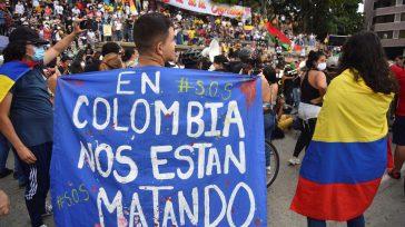 El levantamiento de la juventud en Colombia    Manuel T. Bermúdez Desde hacía mucho tiempo su presencia en las calles y su voz vigorosa no se hacía sentir […]