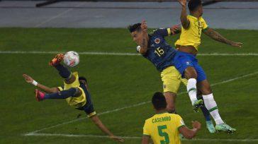 Un golazo de chilena que marcó Luis Díaz contra Brasil en la Copa América. Hasta ahora es el mejor gol del certamen.  Rafael Camargo En un controvertido partido Brasil […]