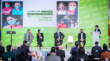 Los gobiernos nacional y distrital se unieron para sacar adelante la segunda línea del Metro en Bogotá que estará en funcionamiento en el 2030.   Rafael Camargo El presidente […]