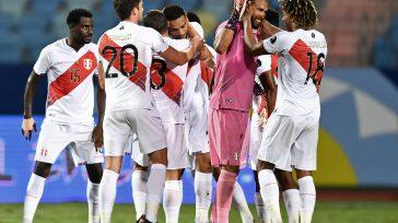 Perú celebra su triunfo 2 – 1 a Colombia.  Colombia perdió 2-1 ante Perú en su tercera presentación en la Copa América de Brasil. Pena y Yerry Mina en […]
