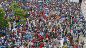 La mayoría del pueblo cubano apoya la Revolución y condena los actos vandálicos ocurridos el 11 de julio.     Lázaro David Najarro Pujol Fotos autor y Prensa […]