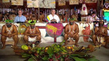 Confidencias: ALTA TENSIÓNMuseo de la infamia CENSURA CIUDADANA En las redes sociales se abrió el debate sobre la utilización de los indígenas colombianos para resarcir la deteriorada imagen del presidente […]