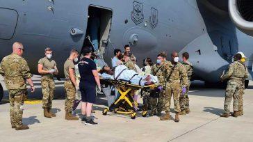 Mujer afganadio a luz en un avión de evacuación estadounidense  Una mujer de nacionalidad afganadio a luz en un avión de evacuación estadounidense, el cual se dirigía a la […]