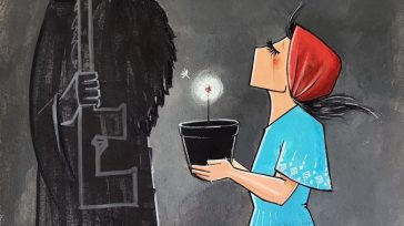 Amos de las mujeres en Afganistán   Estas pinturas son obras realizadas por una mujer afgana,que se llama Shamsia Hassani. Ella busca con sus pinturas ser la vocera de […]