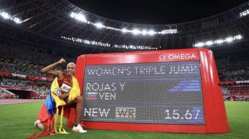 Confidencias: ALTA TENSIÓN Yulimar Rojas Medalla de Oro en Triple Salto en Japón 2021  LATINOAMÉRICA CELEBRA La atleta venezolanaYulimar Rojas ganó la medalla de oro en triple salto, y […]