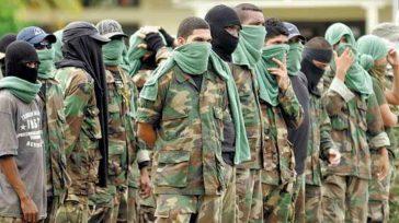 Algunos miembros de las tropas del Clan del Golfo que viene operando en medio país.    Gabriela Matute Urdaneta Tienen el control de casi la mitad de la […]
