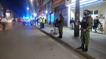 Apoyo militar en Bogotá     Carlos Alfonso Velásquez La decisión de complementar la labor de la Policía mediante el patrullaje disuasivo de la Policía Militar en la […]