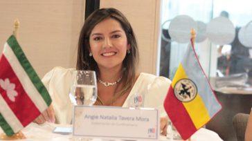 Angie Natalia Tavera Mora gestora Social de Cundinamarca.    La Gobernación de Cundinamarca, a través de la gestora Social del departamento, Angie Natalia Tavera; la Federación Nacional de […]