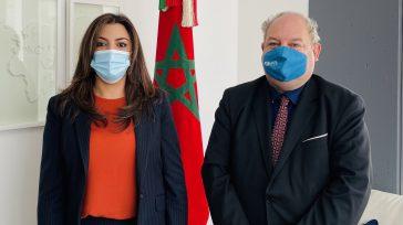 EMBAJADORES DE MARRUECOS Y BÉLGICA  Los embajadores de Marruecos Farida Loudaya y de BélgicaSe Bert Schoofs, ante Colombia, seguirán trabajando temas de mutuo interés para seguir fortaleciendo las relaciones […]