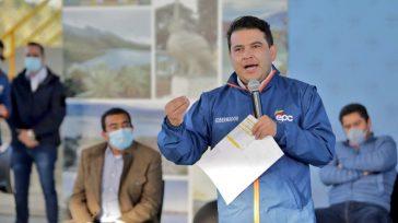 Nicolás García gobernador de Cundinamarca llevando buenas noticias para la Sabana de Occidente.    La gira del gobernador Nicolás García por cada una de las 15 provincias del […]