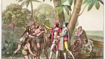 Los indígenas fueron engañados para quitarles el oro.    Gerney Ríos González A Cristóbal Colón lo acompañó el dualismo al referirse a los nativos; en los meses pares […]